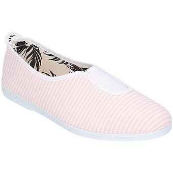 Flossy Womens Rayuela Slip on casual chaussures de pompe d'été