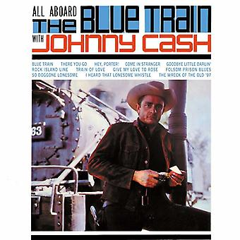 Johnny Cash - All Aboard the Blue Train with Johnny Ca [Vinyl] USA import