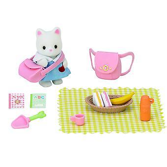 Sylvanian Familie Kindergarten Picknick-Set