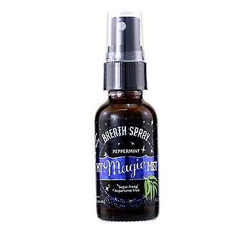 Mijn magie modder mijn magische nevel-pepermunt adem spray (suiker & aspartaam gratis) 30ml/1oz