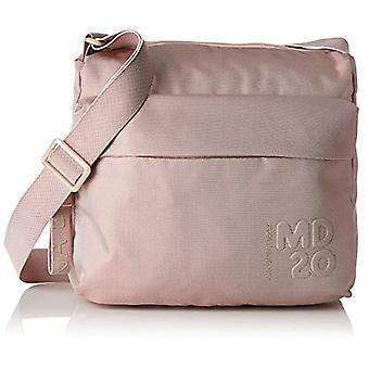 Mandarin duck Md20 Shoulder strap - Donna Rosa shoulder bags (Miaty Rose) 12x26x29.5 cm (B x H T)