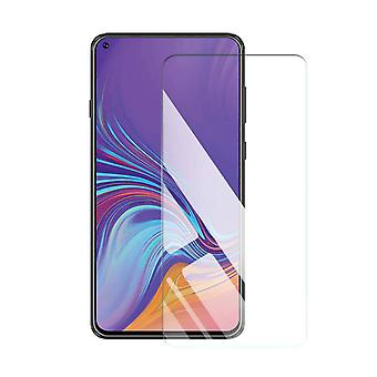 Samsung A8S Screenprotector Tempered Glass 9H