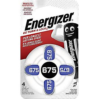 Energizer Hearing Aid PR44 Button cell A675 Zinc air 635 mAh 1.4 V 4 pc(s)