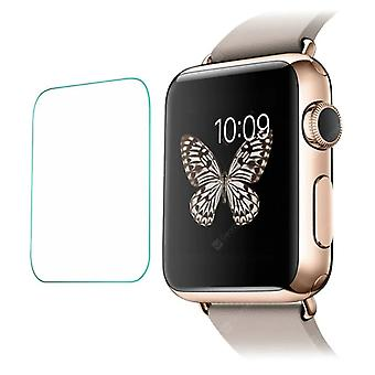 Stuff Certified® 40mm Tempered Glass Clear Screen Protector for iWatch Series 4/5