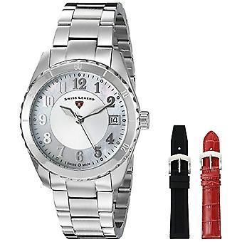 SWISS LEGEND Clock Woman Ref. 16003SM-02-SET
