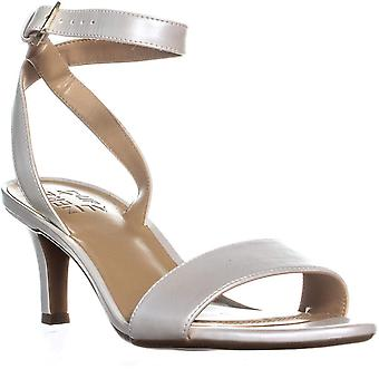 Naturalizer Womens Tinda Open Toe Formal Ankle Strap Sandals