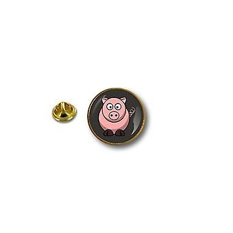 Pine PineS Badge Pin-apos;s Metal Pig Brooch