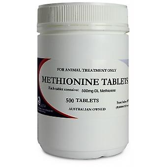 Metionin 500mg - 500 tabletter