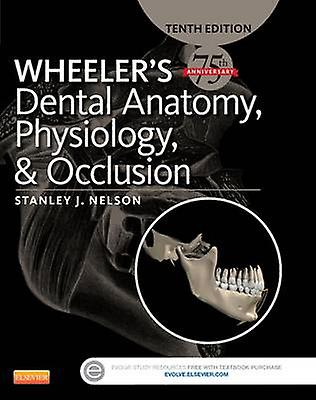 Wheelers Dental Anatomy Physiology and Occlusion by Stanley J Nelson