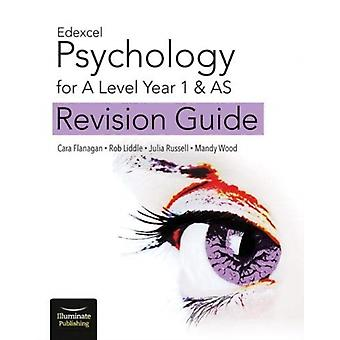 Edexcel Psychology for A Level Year 1  AS Revision Guide by Cara Flanagan