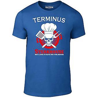 Mænd ' s Terminus Steakhouse t-shirt