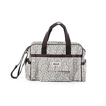 Chipolino wrap bag Luxe with zipper, many compartments, wrapping pad