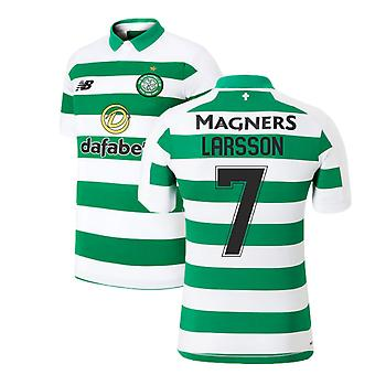 Maillot Celtic Home 2019-2020 (Larsson 7)