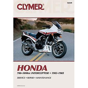 Honda 700-1000 Interceptor, 1983-1985