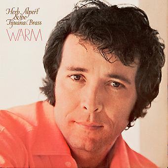 Herb Alpert & Tijuana Brass - Warm [CD] USA import