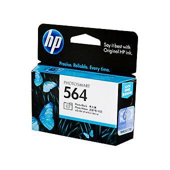 HP 564 foto svart bläck CB317WA