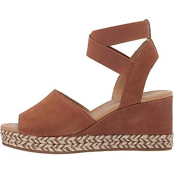 Lucky Brand Women's BETTANIE Espadrille Wedge Sandal,