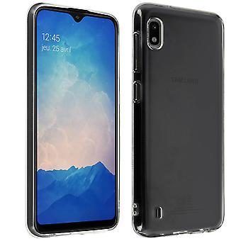Samsung Galaxy A10 Ultrafijne en transparante soft protection case - Akashi