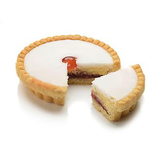 Wicked Bakewell Tarts