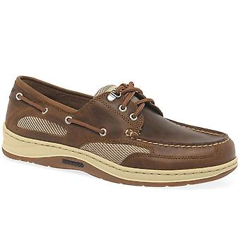 Sebago Clovehitch II FGL Wax Mens Boat Shoes