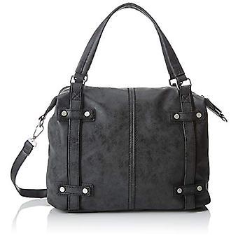 s.Oliver (Bags) Shopper - Black Woman Bucket Bags (Black) 13x27x28 cm (B x H T)