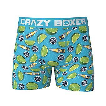 Corona Limes And Bottles Men's Boxer Briefs