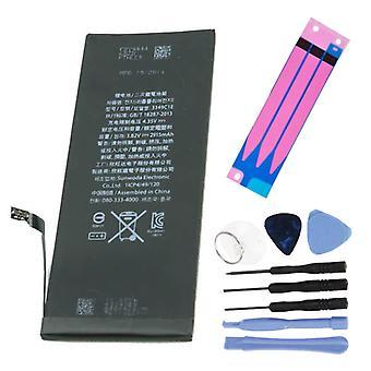 الاشياء المعتمدة® فون 6S طقم إصلاح البطارية (+ أدوات ولاصقملصق) - A + الجودة