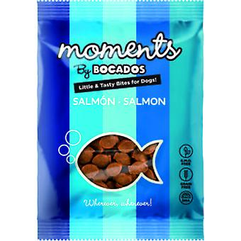 Moments Moments  Dog  Salmón 60 Gr (Dogs , Treats , Chewy and Softer Treats)