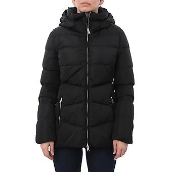 Voeg Waw003s8506 Women's Black Nylon Down Jacket toe