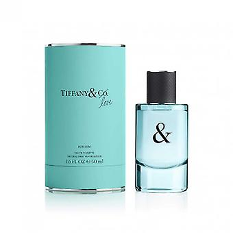 Tiffany & Co Love For Him Eau the toilette spray 50 ml