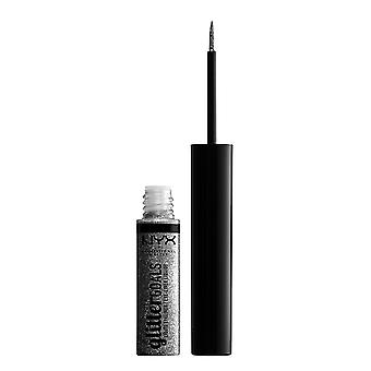 NYX PROF. MAKEUP Glitter Goals Liquid Eyeliner-Diamond Dust