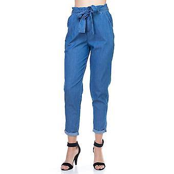 Chambray denim bukser