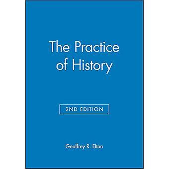 ممارسة التاريخ من قبل جيفري ر. إلتون