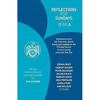 Reflections for Sundays Year A by Brown & Rosalind