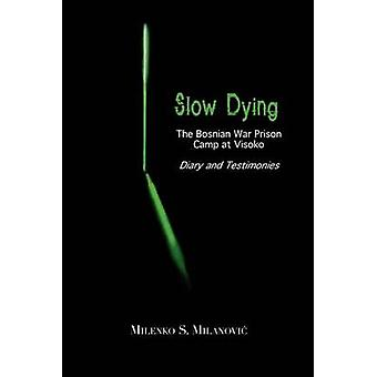 Slow Dying The Bosnian War Prison Camp at Visoko Diary and Testimonies by Milanovic & Milenko S.