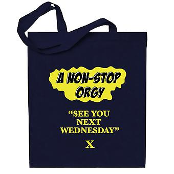 American Werewolf In London See You Next Wednesday Totebag