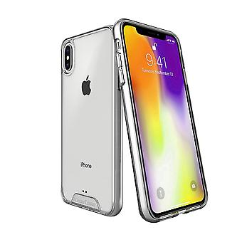 Voor iPhone XS Max Case, iCoverLover Beschermende Dunne Clear Cover Transparant