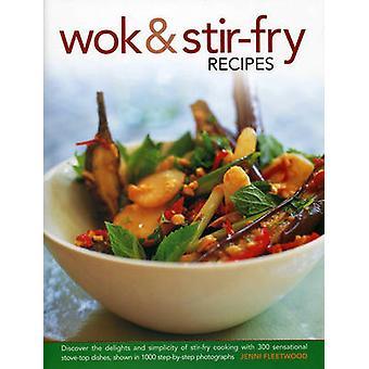 Wok & Stir-Fry Recipes by Jenni Fleetwood - 9780754826996 Book