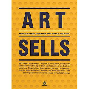 Art Sells - Installation Designs for Retail Spaces by Sendpoints - 978