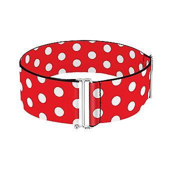 Disney Minnie egér pöttyös piros cinch deréköv