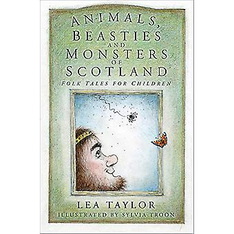 Animals - Beasties and Monsters of Scotland - Folk Tales for Children