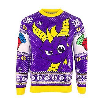 Officiële Spyro de Draak Kersttrui / Ugly Sweater
