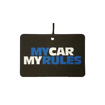 MIJN auto regels auto luchtverfrisser