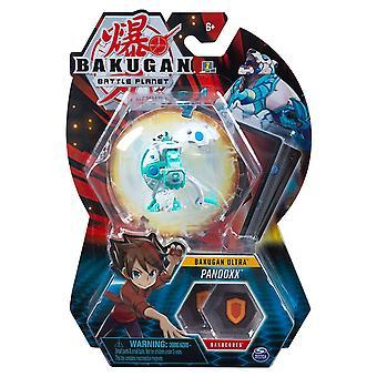 Bakugan Ultra 1 Pack 3 Inch Figure Pandoxx