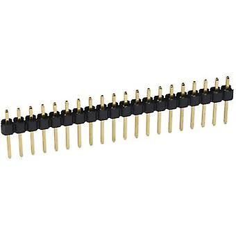 econ connect Pin strip (standard) No. of rows: 1 Pins per row: 20 SLSN20GOB 1 pc(s)