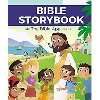 Bible Storybook from The Bible App for Kids by The Bible App for Kids