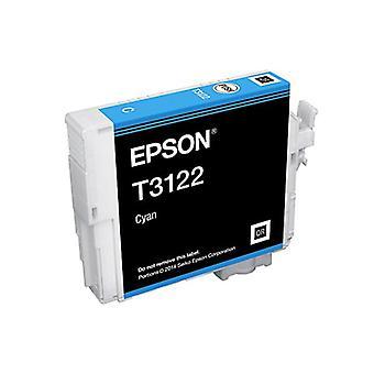 Epson T3122 Cyan bläck vagn