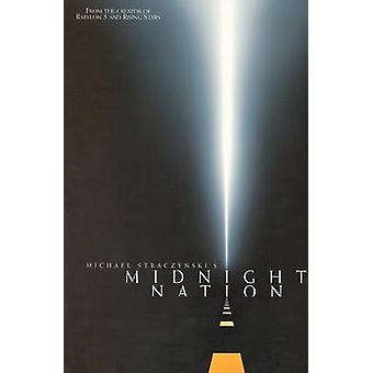Midnight Nation New Edition J Michael Straczynski & Taiteilija Gary Frank