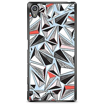 Bjornberry Shell Sony Xperia Z5 - Model triunghi