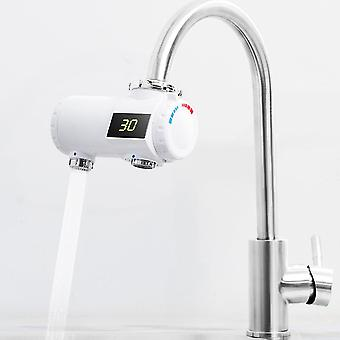 Electric hot water heater faucet 3s fast instant heating